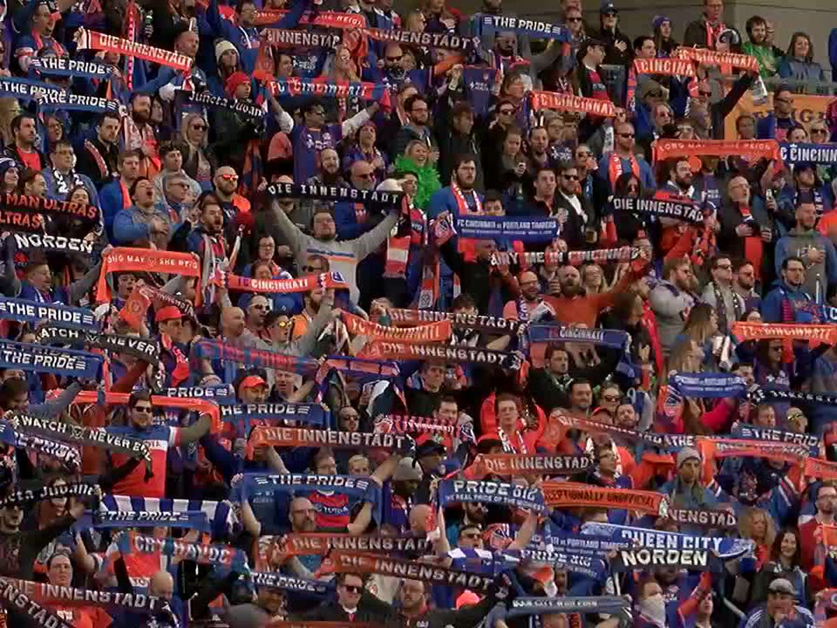 FC Cincinnati could be in the market for a new GM, reports say