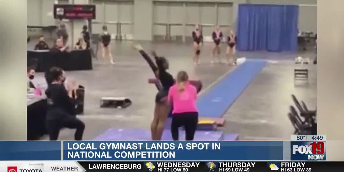 Tri-State gymnast lands national competition spot