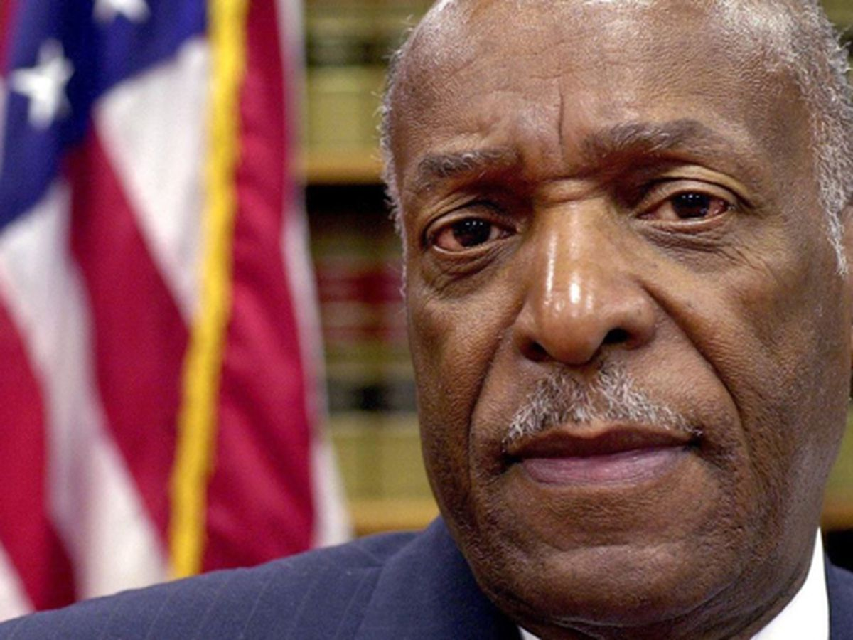 Local politicians remember the late Judge Nathaniel Jones