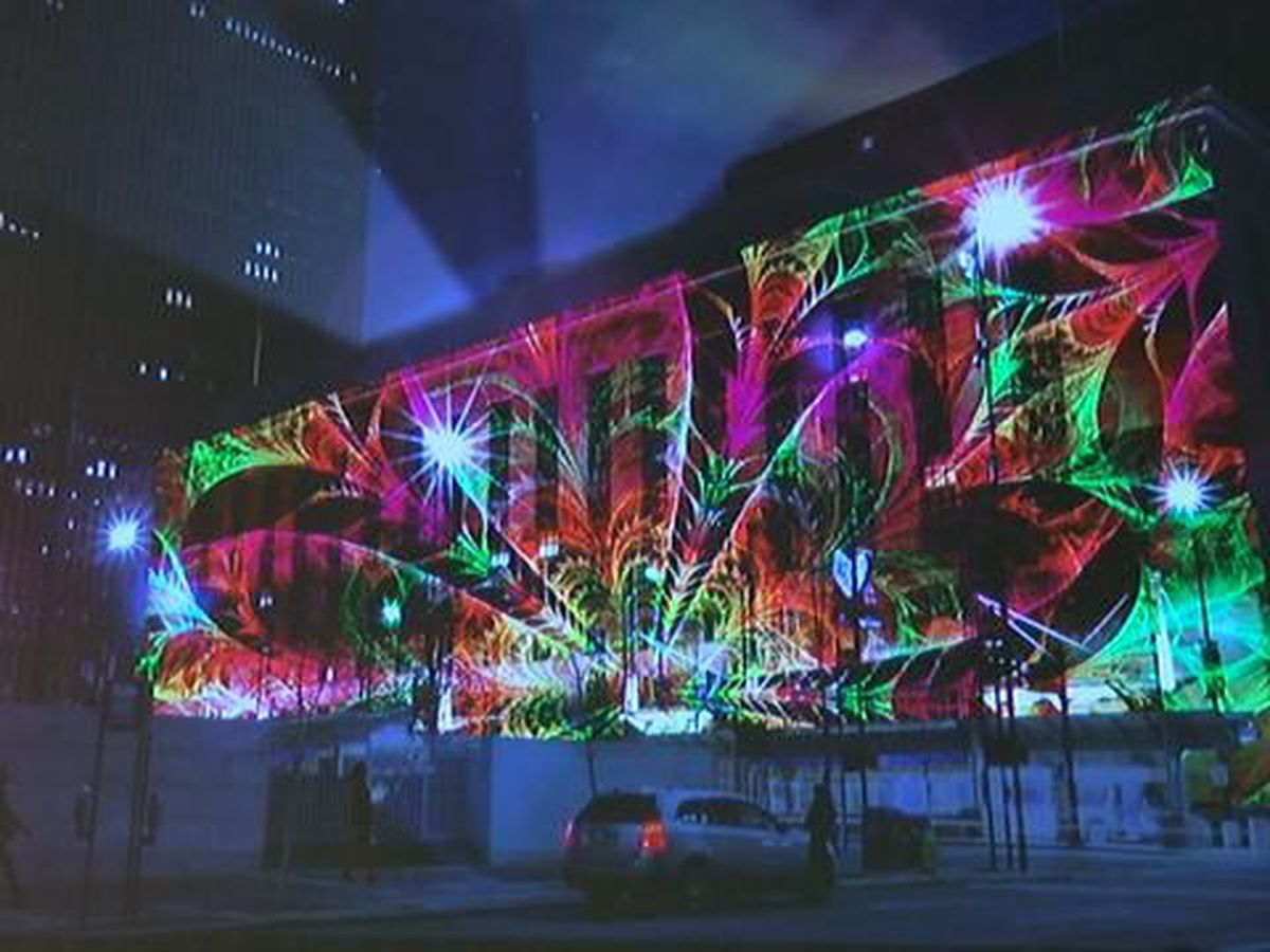 BLINK 2019 to feature light displays in Cincinnati, Covington
