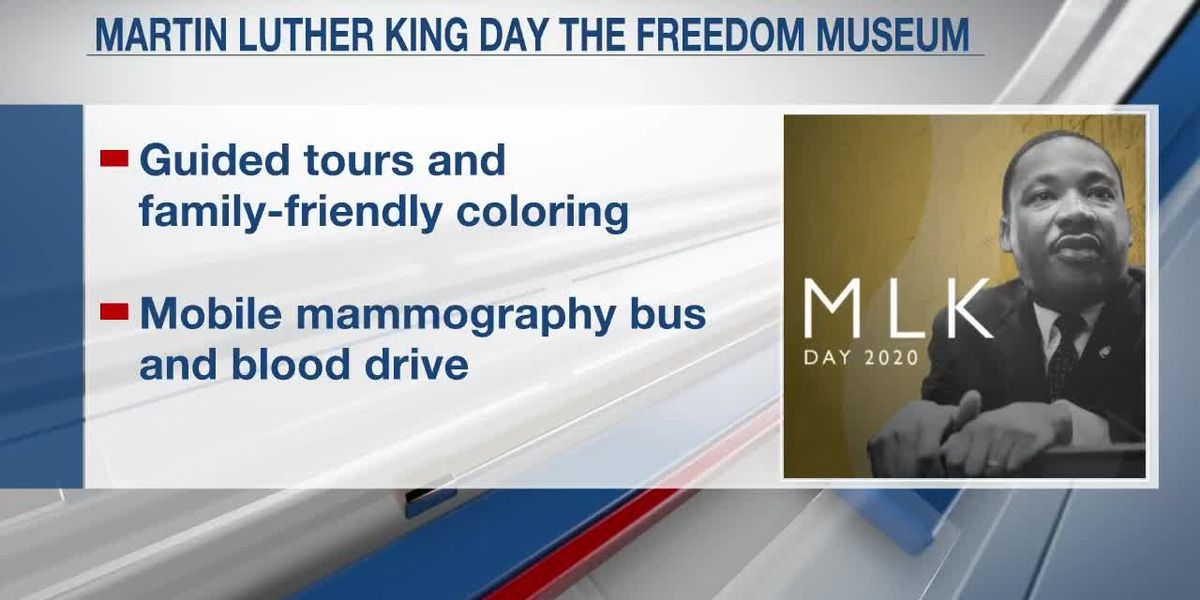 Free admission for MLK Day at The National Underground Railroad Freedom Center
