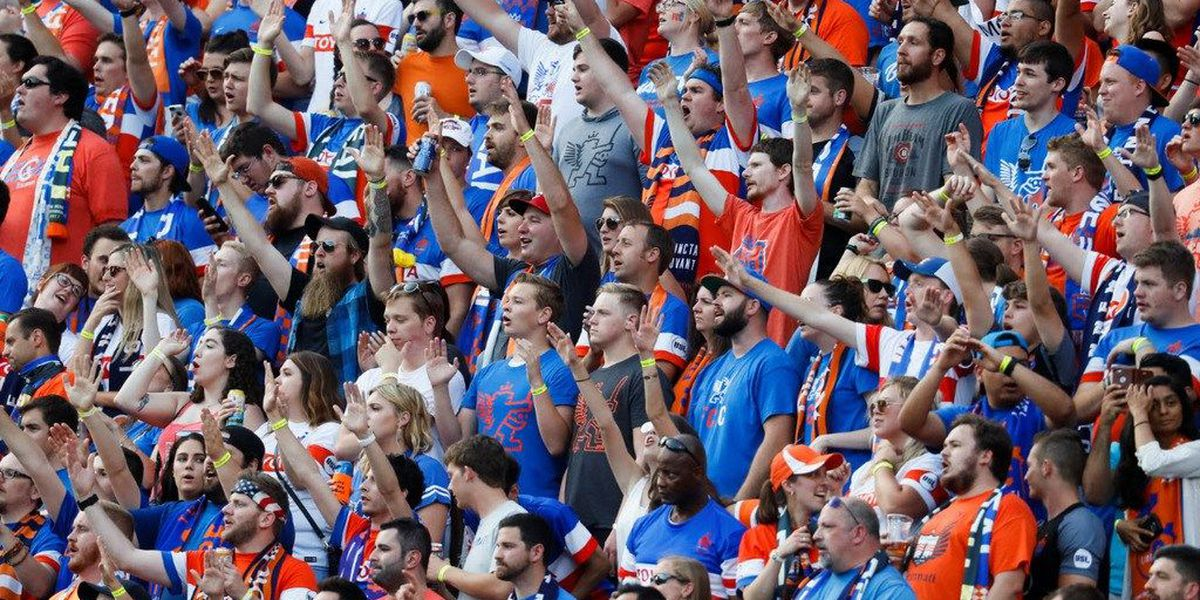 FC Cincinnati vying for MLS points lead in first month as pro club