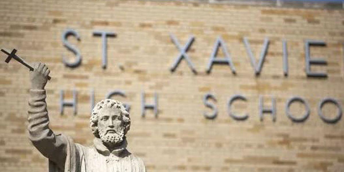 Cincinnati priest accused of soliciting St. Xavier student via text