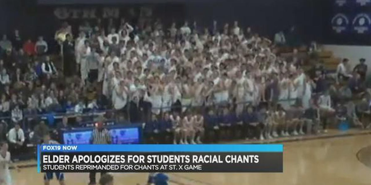 School officials apologize for students' 'racial, ethnic chants' at game