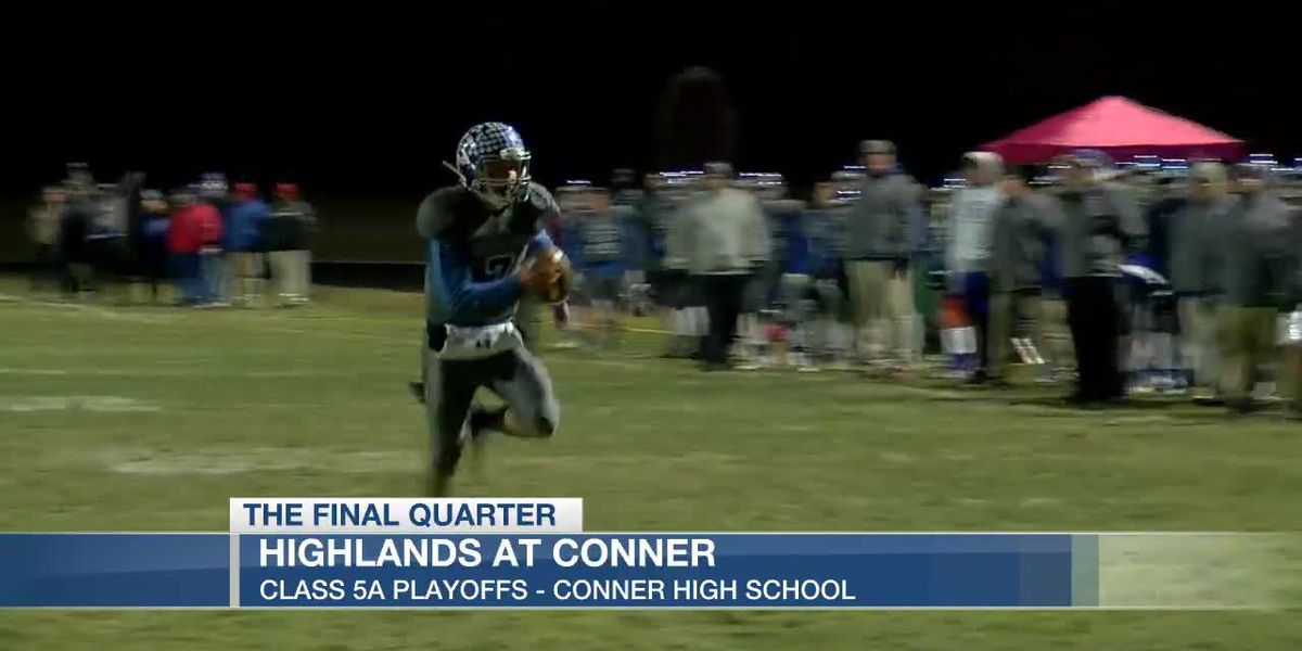 Conner beats Highlands again to setup meeting with Cov Cath