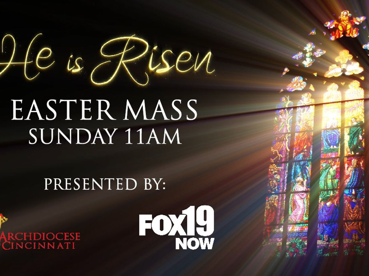 Watch Easter Sunday Mass from St. Peter in Chains live on FOX19