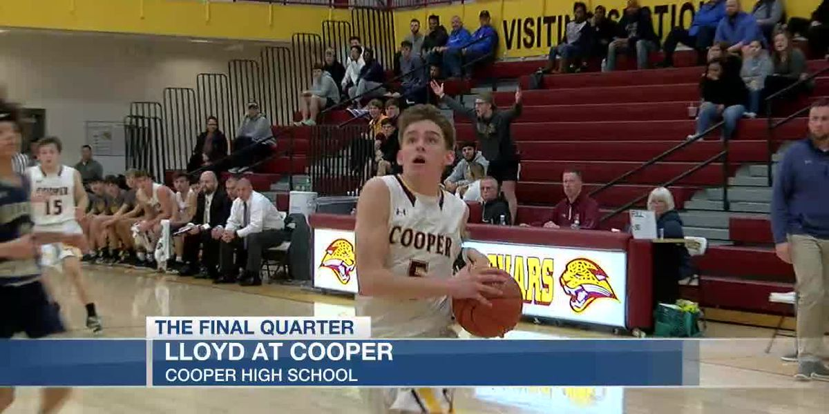 Cooper holds off Lloyd's upset bid