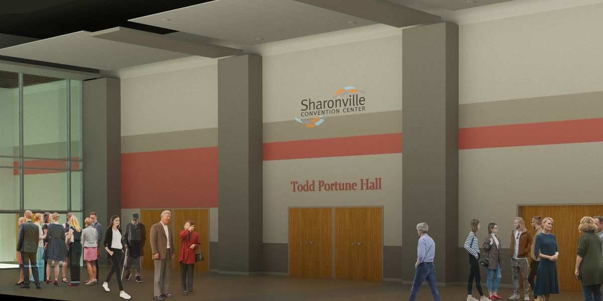 County commissioners approve convention center expansion, announce naming of Todd Portune Hall