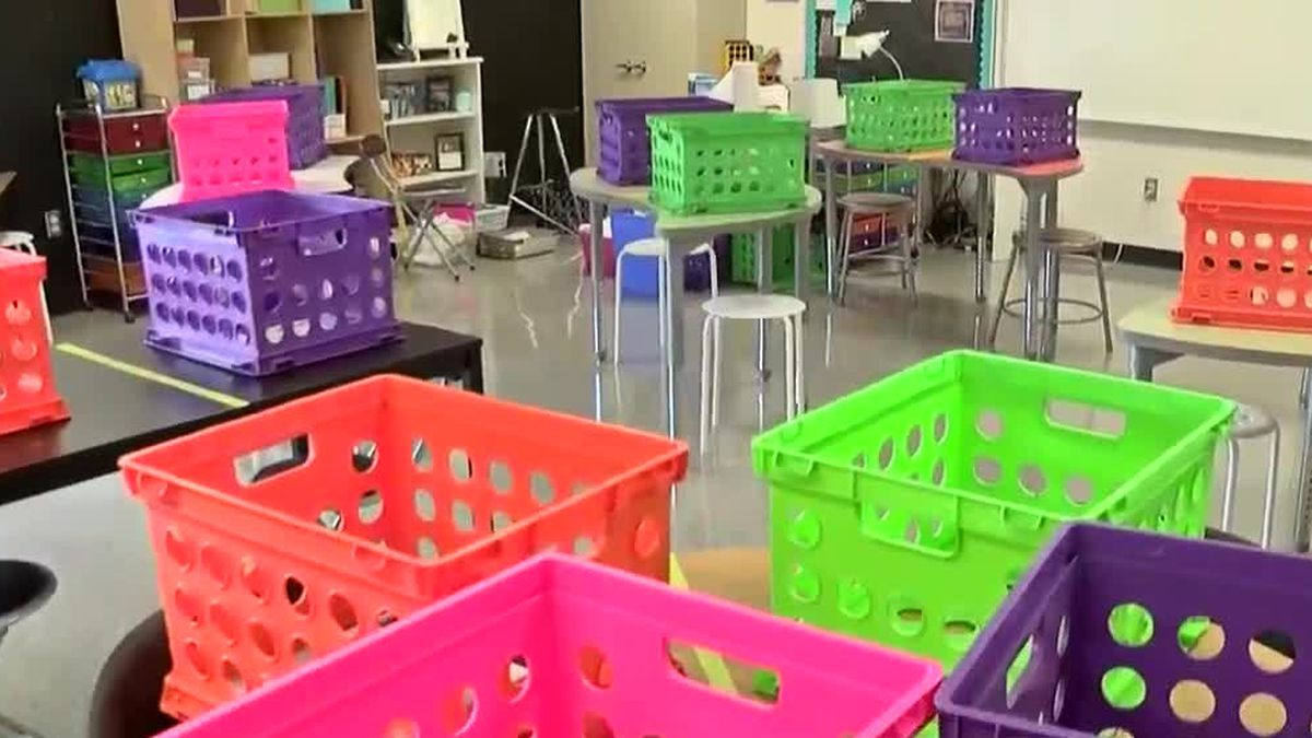 Inside Look: Lakota schools prepares for fall return of students with safety measures in place