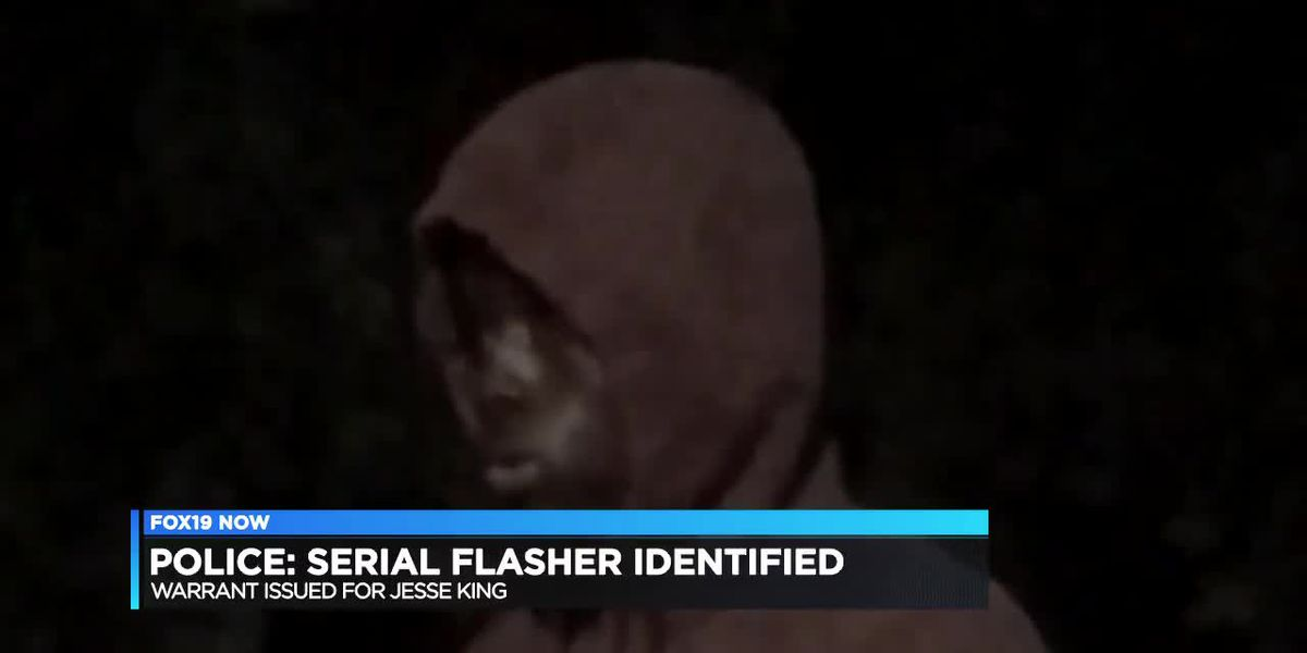 Police ID serial flasher