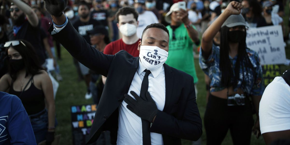 Turning grief into change, movement targets racial injustice