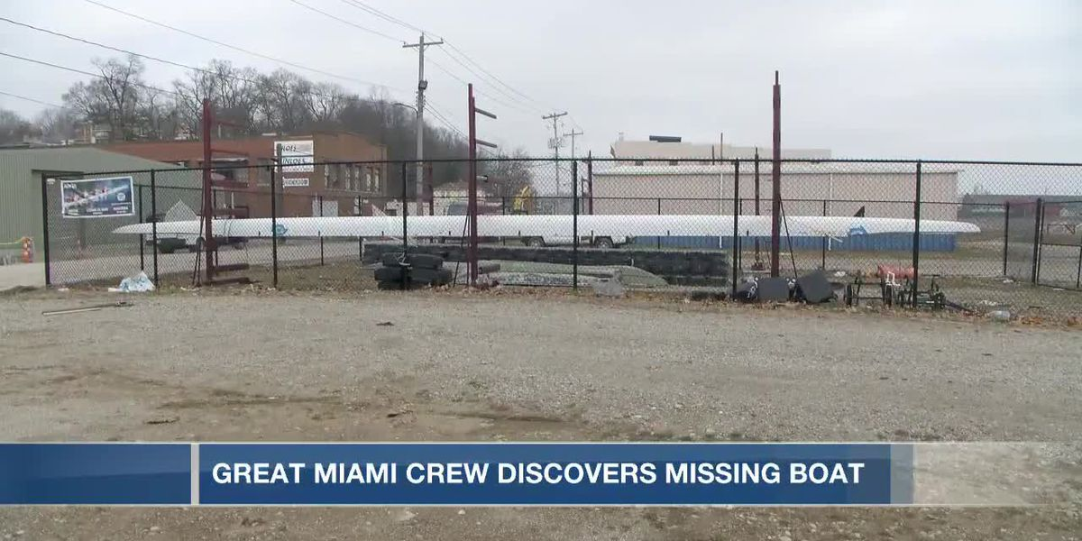 Great Miami River rowing club looking for missing boat