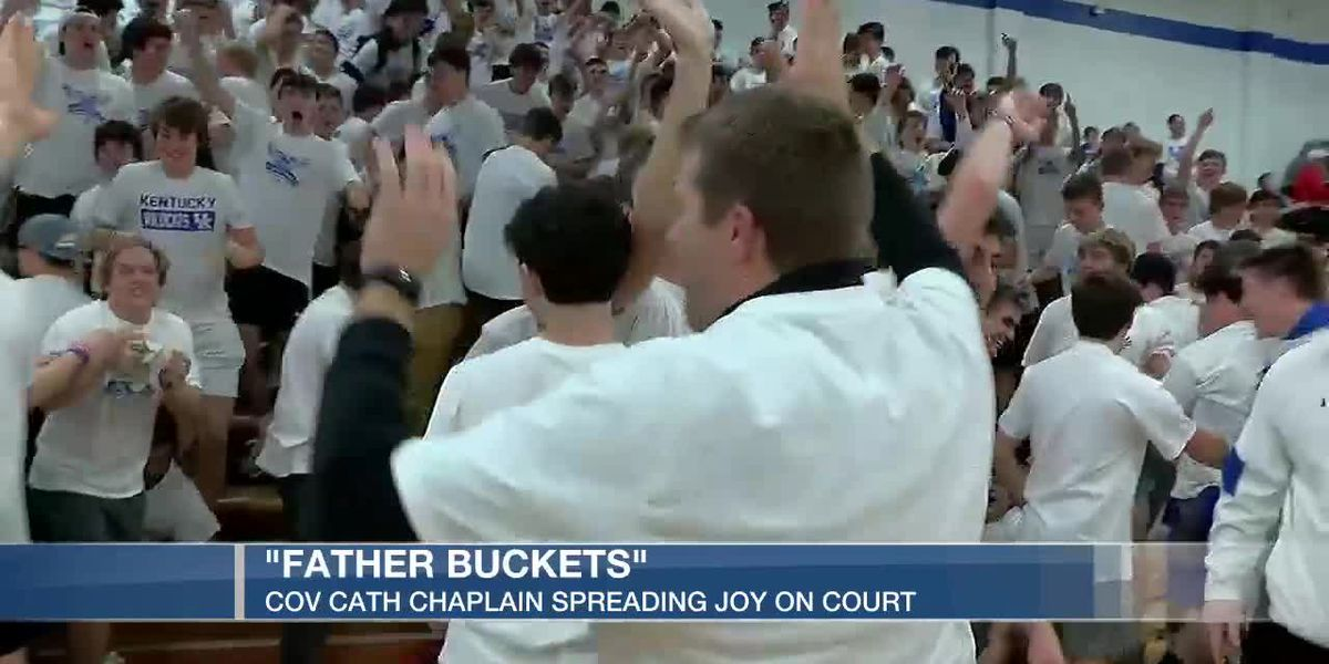 """Father Buckets"" is spreading joy"