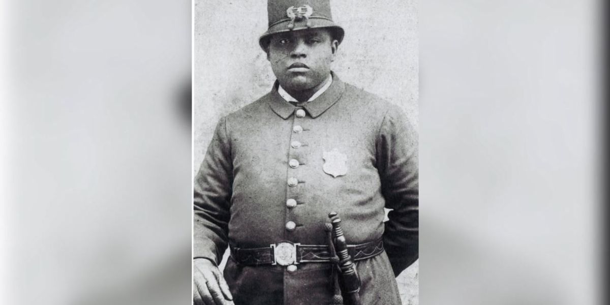 Cincinnati's first African American police officer may not have been