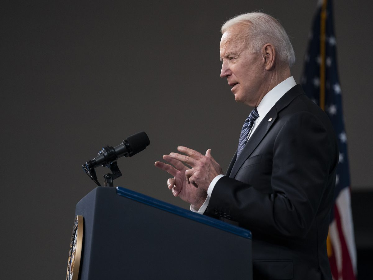 Biden team aware of political perils from pipeline shutdown
