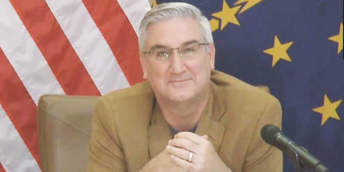 LIVE: Gov. Holcomb gives update on COVID-19 response