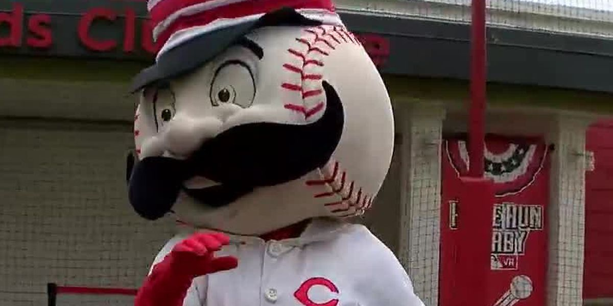 The man behind the mask: Why Mr. Redlegs has some extra moves this year