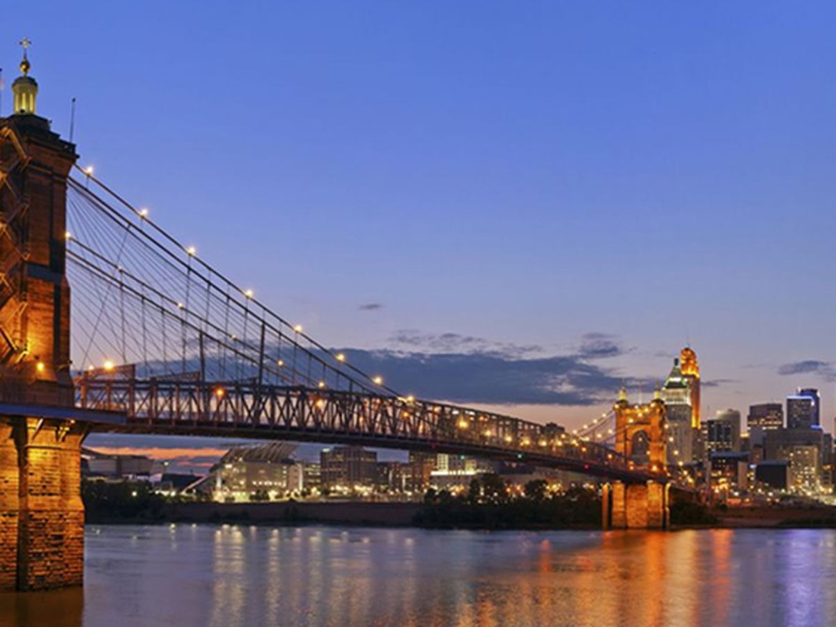 Roebling Bridge down to single lane before months-long closure