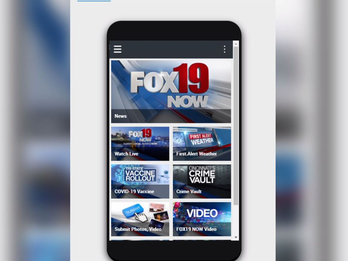 Here's how to get the all-new FOX19 NOW news app