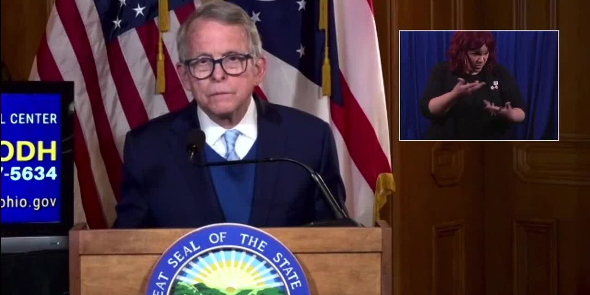 Gov. Mike DeWine talks about police reform, gives update on COVID-19