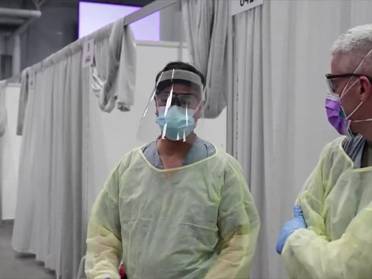 WATCH LIVE: Gov. DeWine gives update on state's coronavirus response