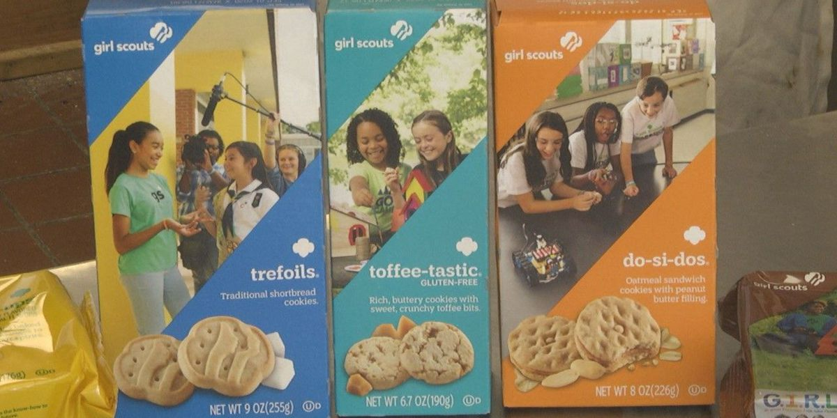 Girl Scouts cookie sales begin this week in Ohio, Kentucky