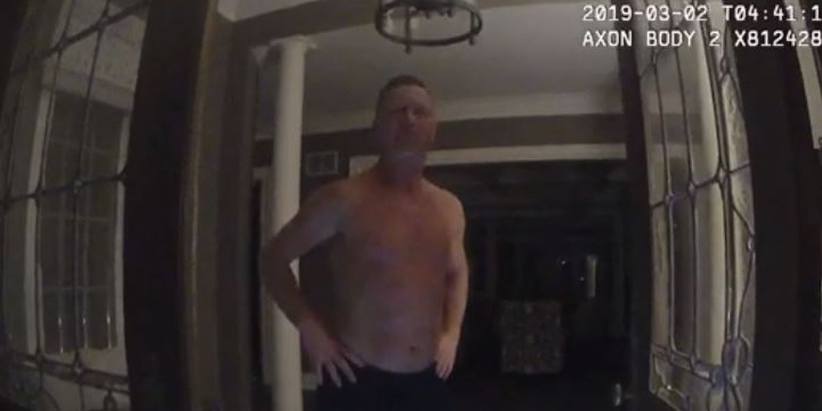 Police release body cam video of Butler County RV business owner's arrest in wife's assault