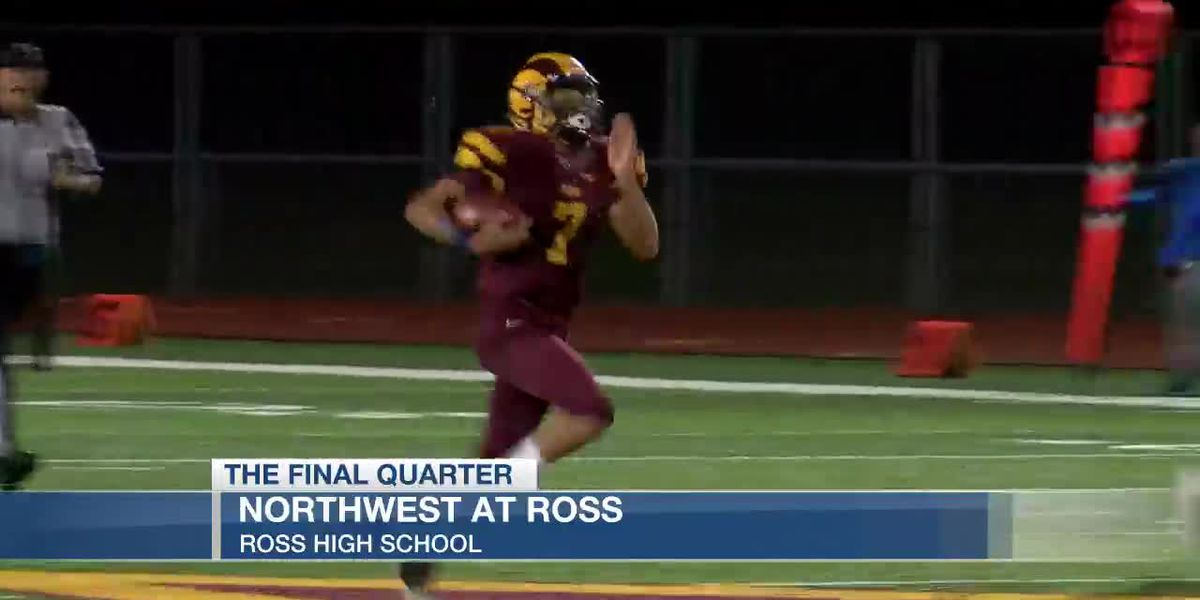 Ross RAMS their way to 6-1 to stay in the SWOC hunt