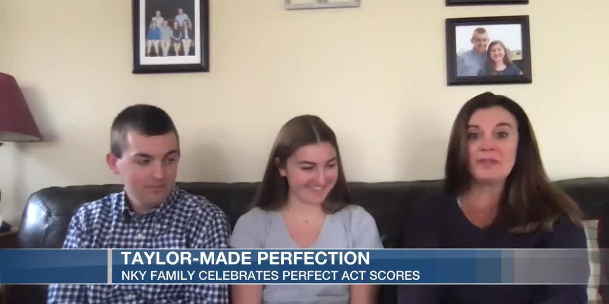 Beechwood High School student gets perfect ACT score, just like older brother