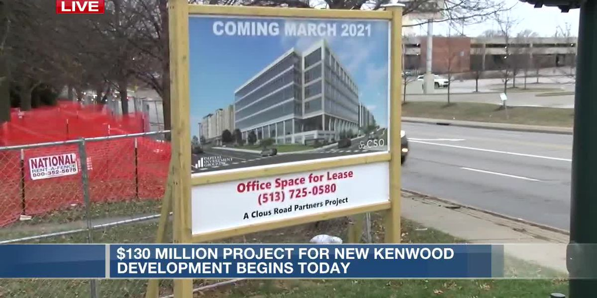 $130M project for new Kenwood development begins