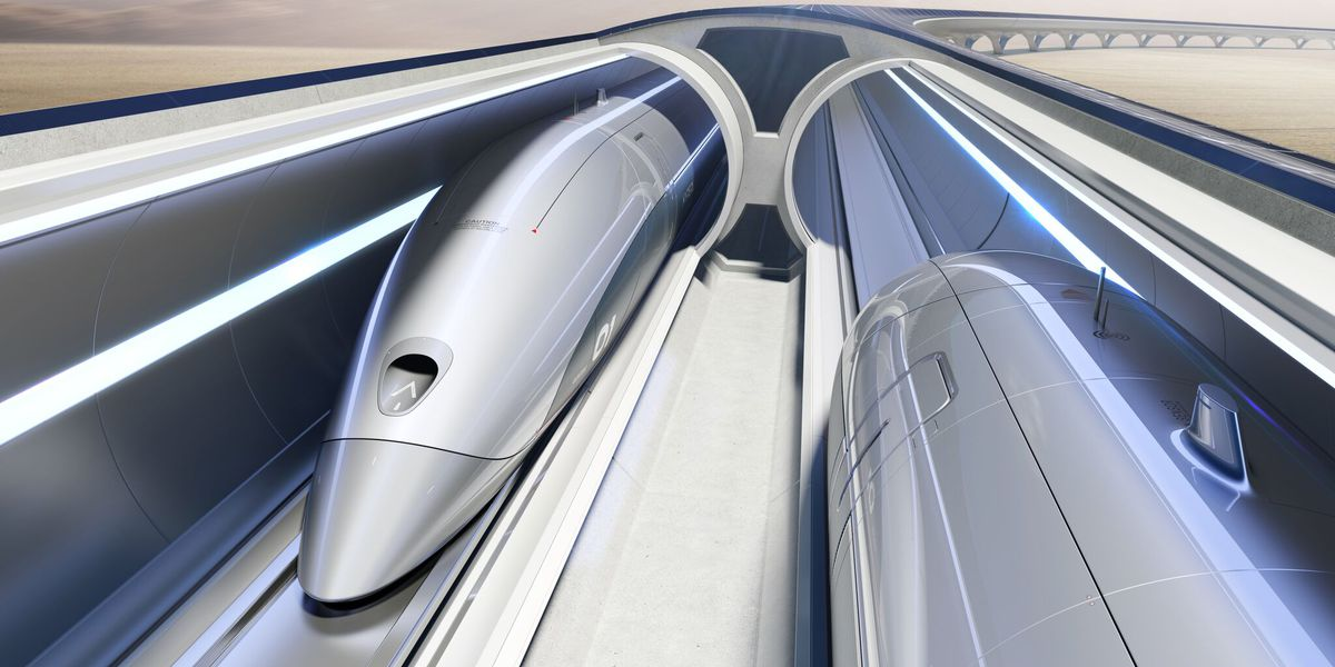 Hyperloop: Cleveland to Chicago in 28 minutes is on track and picking up speed (Video)