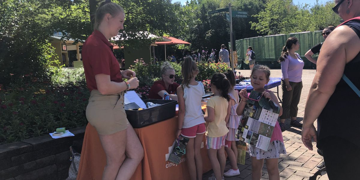 "The Cincinnati Zoo & Children's Hospital team up for ""Zoo Access for All Day"""