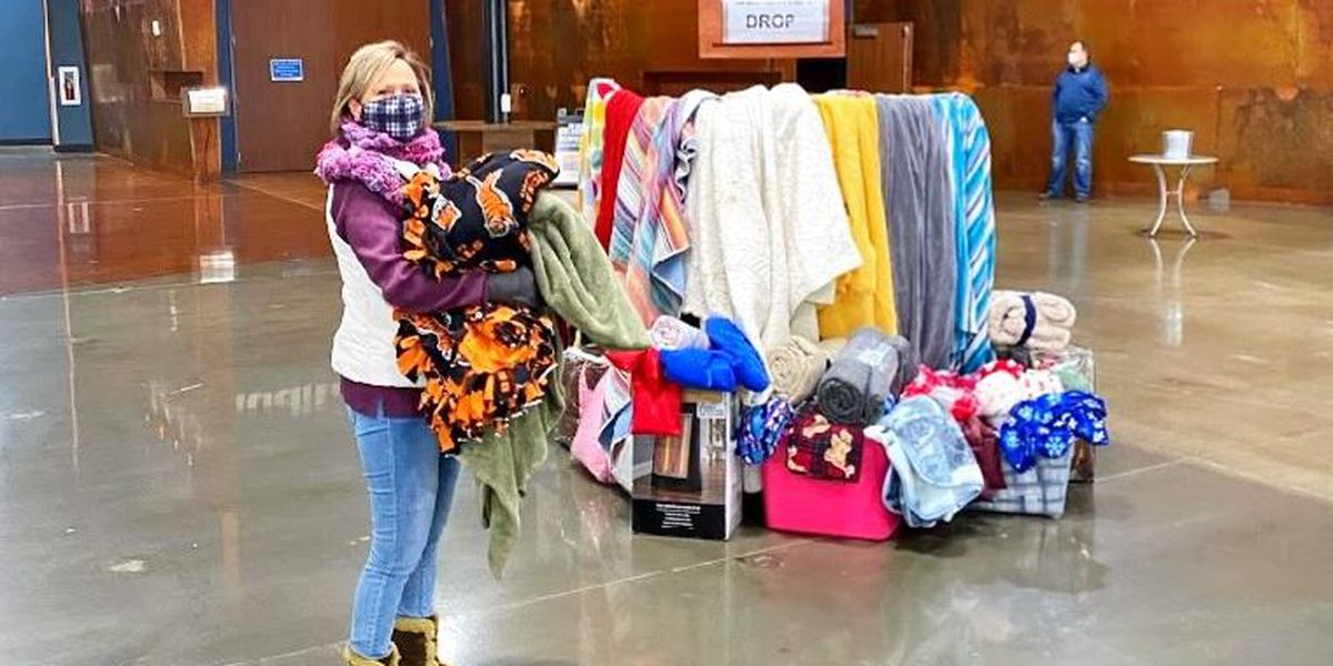 Crossroads Florence collecting blanket donations to help the homeless