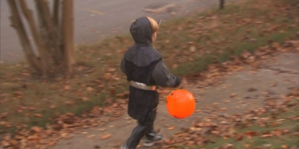 Kids twice as likely to die on Halloween night than any other day, study shows