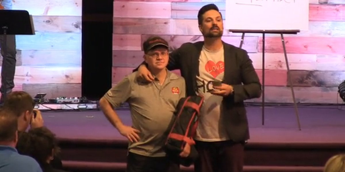 Hamilton church gives pizza delivery driver $3,000 tip