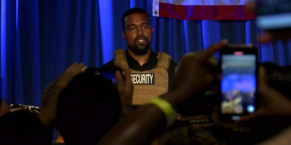 Kanye West fails to meet requirements for Ohio ballot, secretary of state says