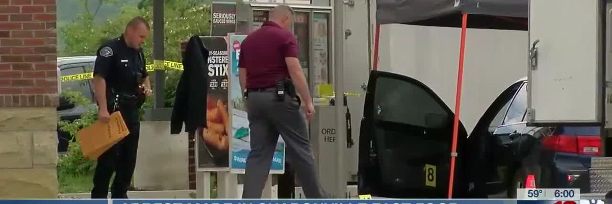 Suspect arrested in connection with deadly shooting at Sharonville Rally's, police say