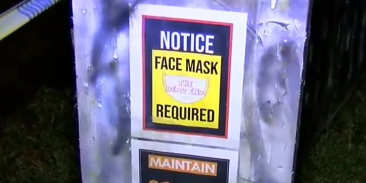 NKY haunted house provides safe, sanitary scares