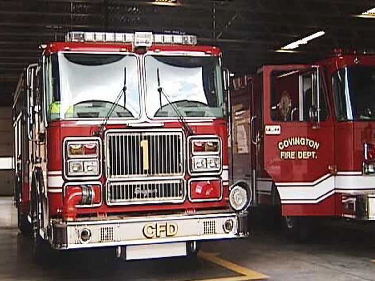 Covington looking to hire 7 firefighter/paramedics