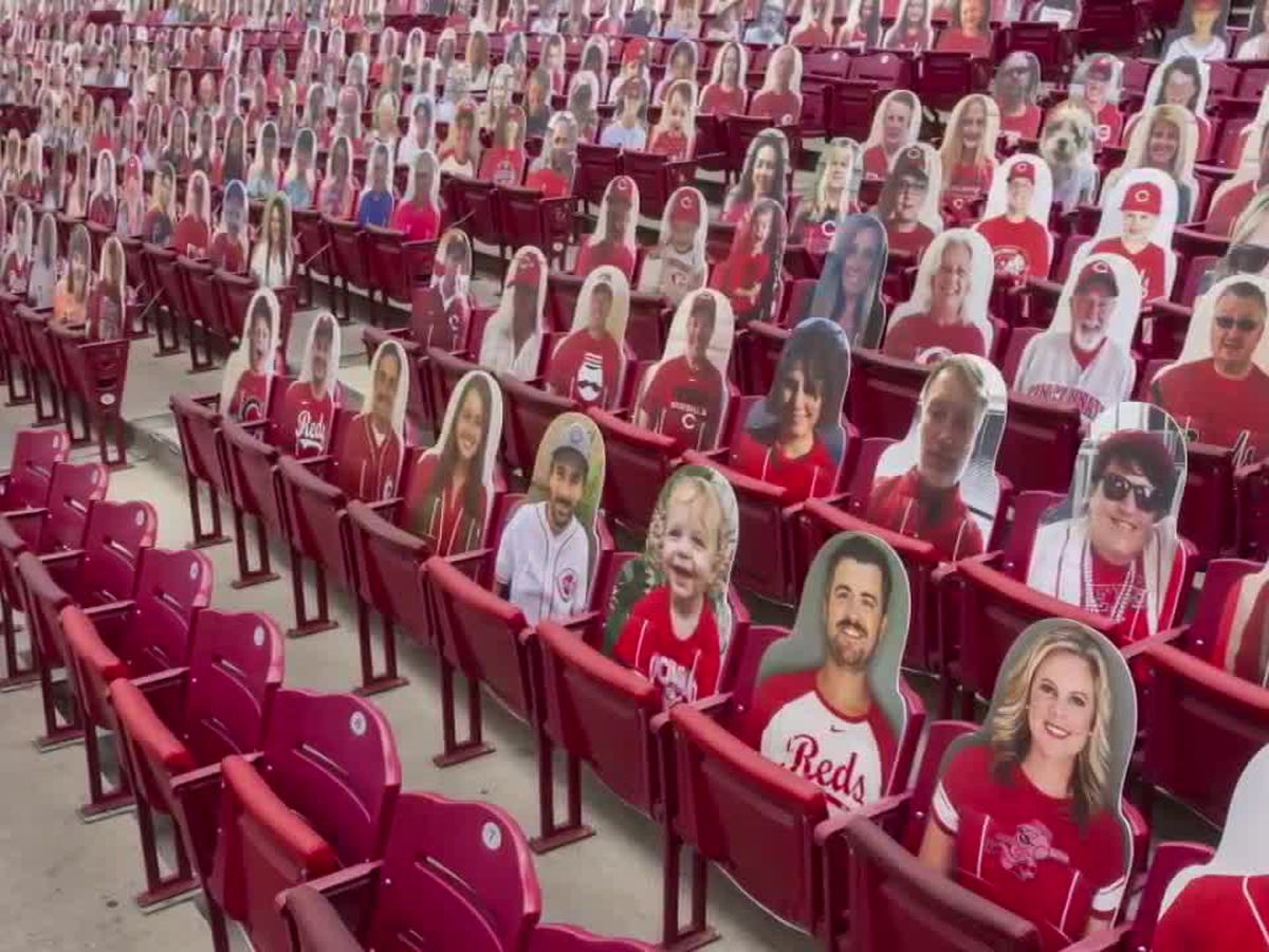 Reds bringing back fan cutouts for 2021 season