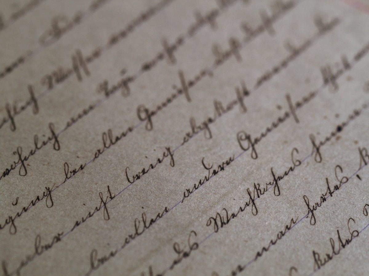 SOUND OFF: Ohio lawmakers push for a cursive comeback in schools