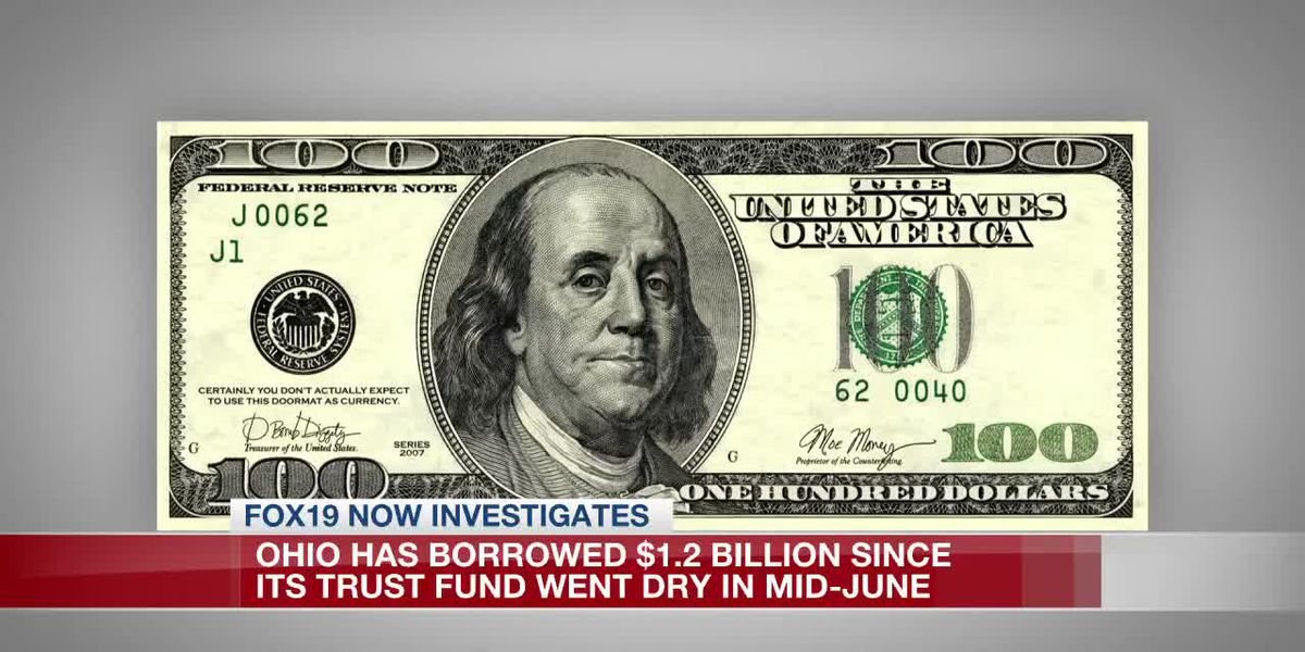 FOX19 NOW Investigates: The problem with Ohio's unemployment trust fund