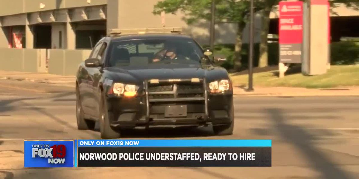 Norwood police understaffed, ready to hire