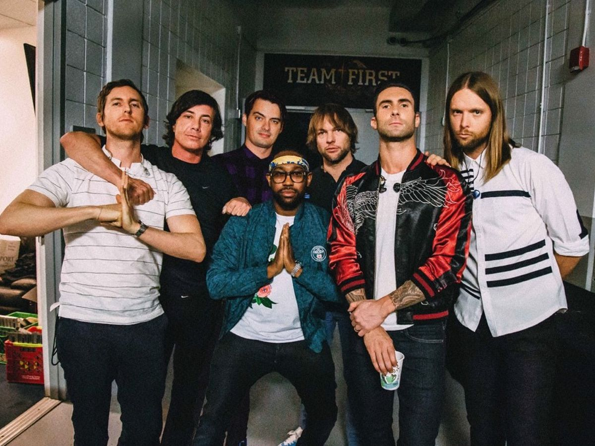 Maroon 5 announces new tour, show stop in Cincinnati