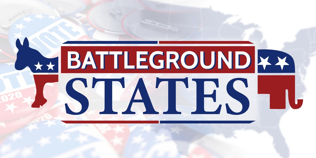 'Battleground States' channel highlights local presidential election coverage