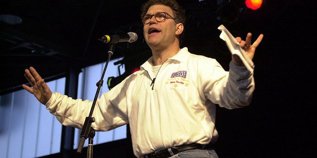 Sherrod Brown among lawmakers calling for Sen. Al Franken's resignation