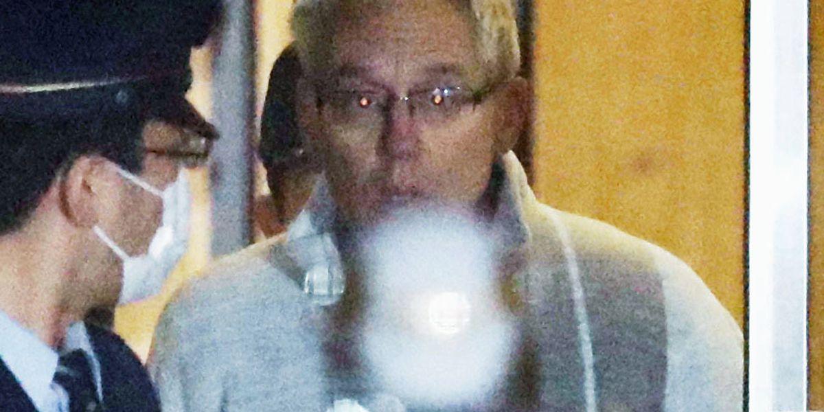 Nissan American exec Greg Kelly released on bail in Japan