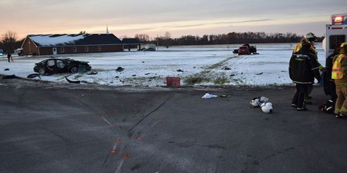 Second person dies following crash in Ripley County