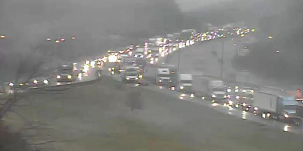 NKY officials declare emergency on I-75 due to conditions following weekend crashes