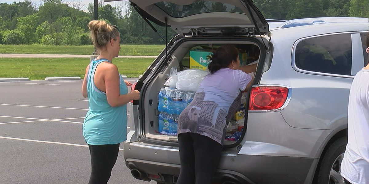 Matthew 25: Ministries deploys to Dayton to help with disaster relief